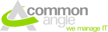 common angle managed it services web design