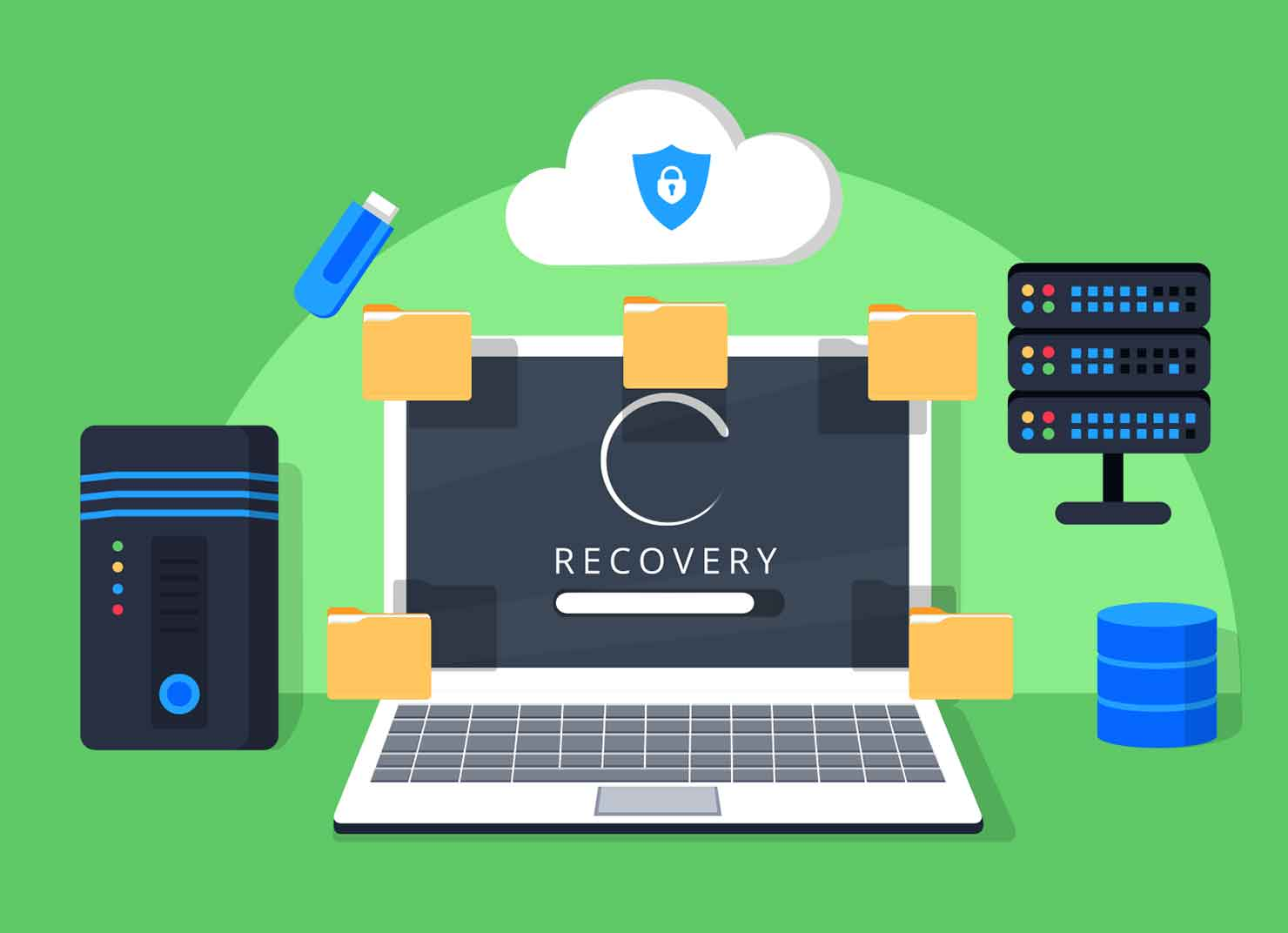 bare metal restore disaster recovery