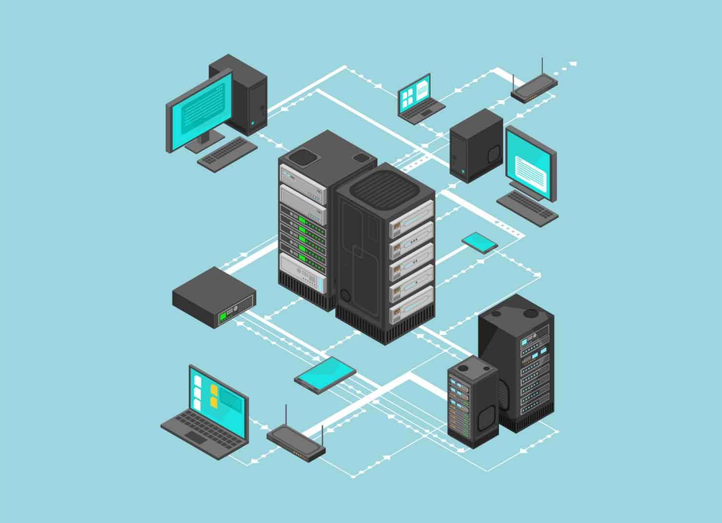hardware sales hardware service