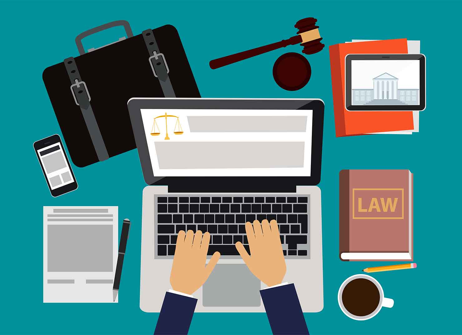 legal it support solutions