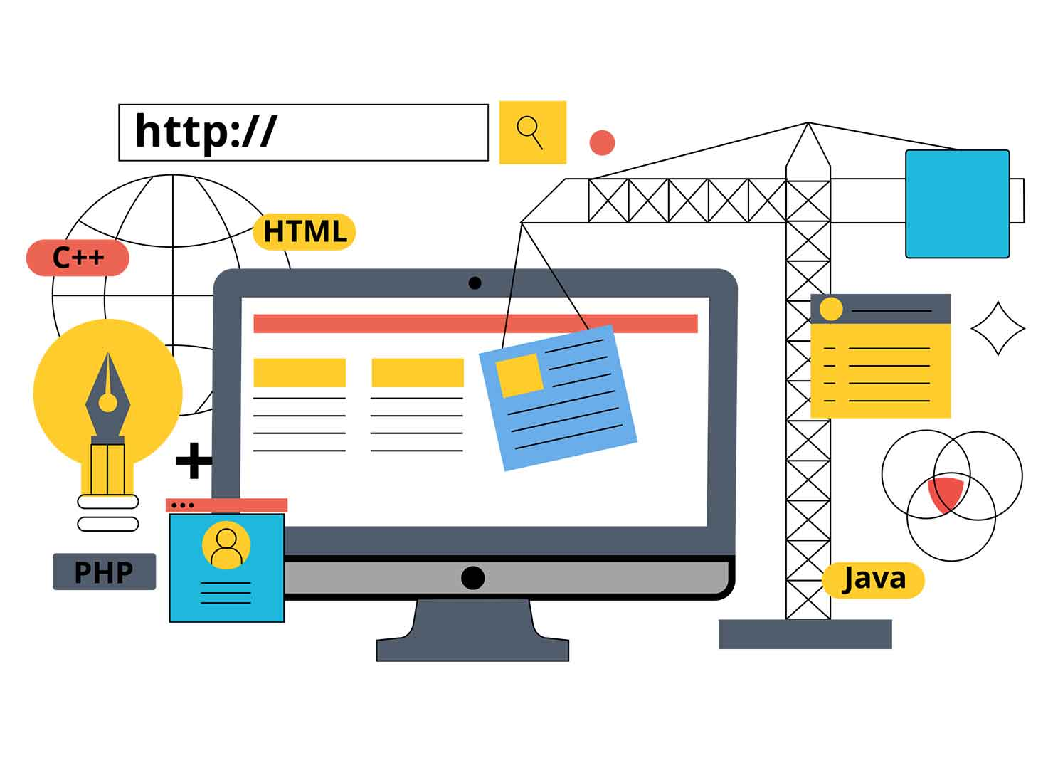 web design project overview