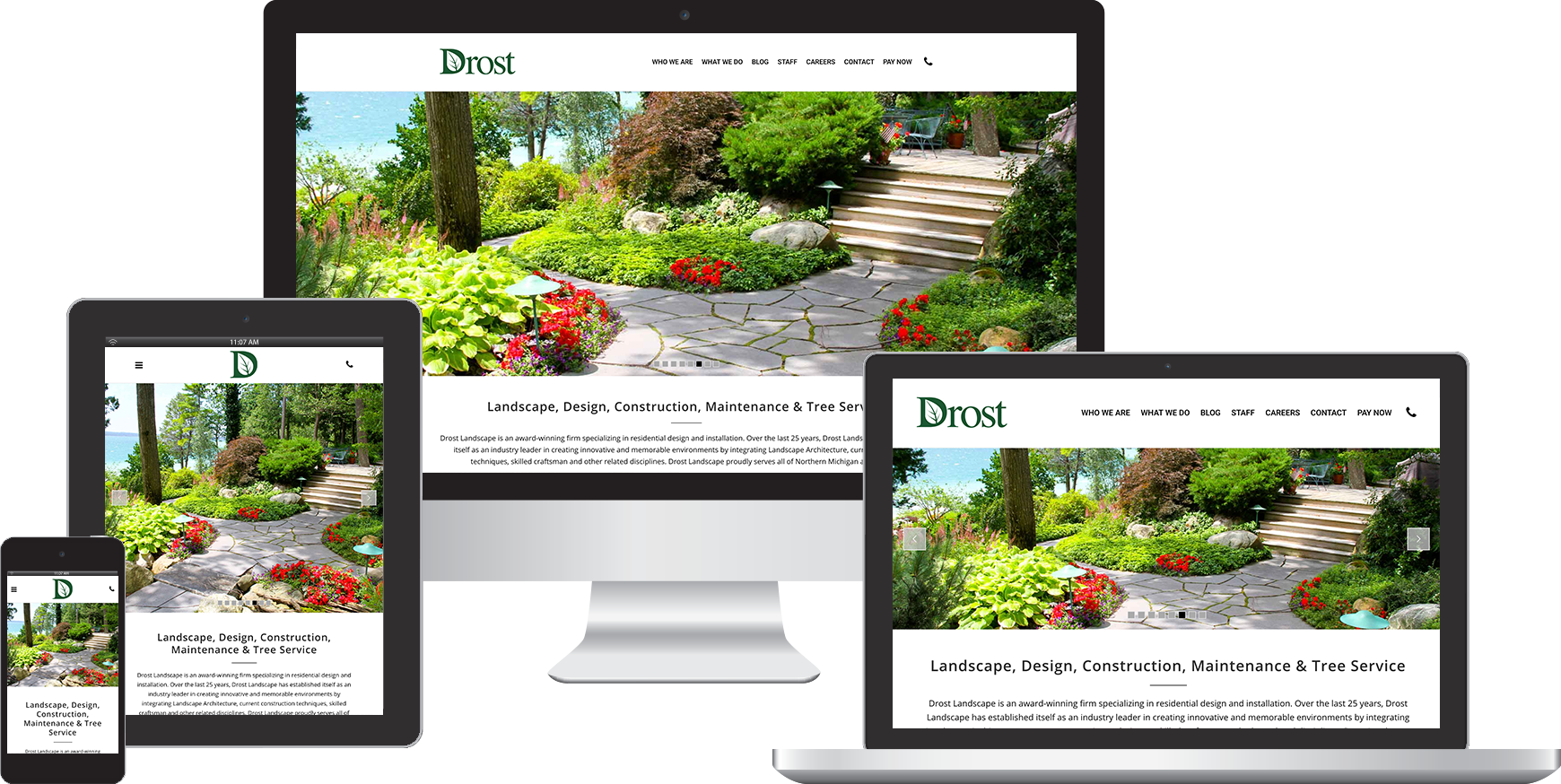 drost landscape website